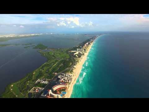 Cancun BelAir 2016 01 1808 32 -DJI Drone Cancun 4k