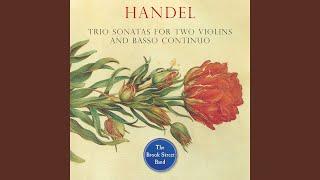 Trio Sonata in G Minor, HWV 393: I. Andante