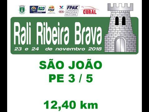 Rali Ribeira Brava - SAO JOAO PE 3 / 5