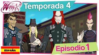 Winx Club - Temporada 4 Episodio 1 - Los cazadores de hadas - COMPLETO