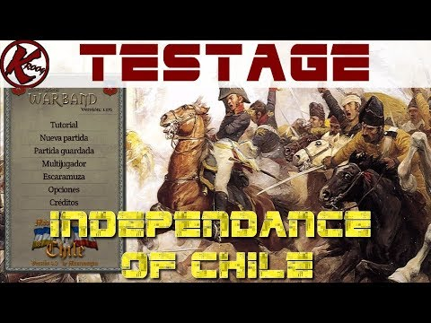 [TEST] Independance of Chile - Mount & Blade FR #01