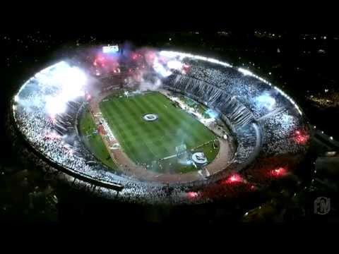 Recibimiento Final! River Plate - Copa Libertadores 2015