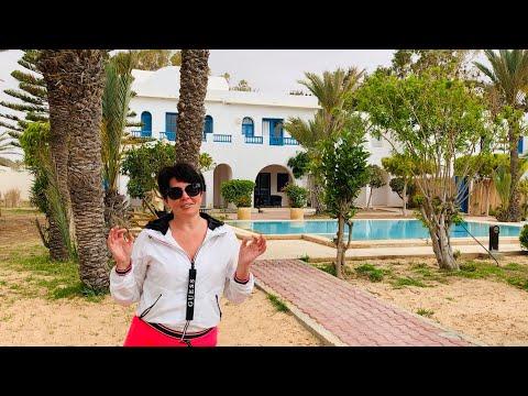 Тунис - сюда я больше ни ногой! Отель Roya l Karthago Djerba и море -помойка/Голубая лагуна
