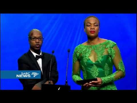 2016 South African Sports Awards are currently happening