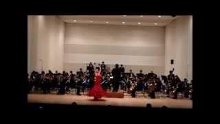 """Opera Carmen """"Act3 Intermezzo"""" & """"Song of Gypsy"""" : Flamenco"""