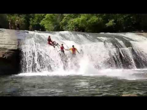 Turtleback Falls, NC