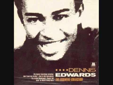 Let`s Go Up ~ Dennis Edwards...