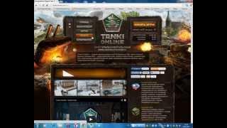 танки онлайн:2 видео-урок