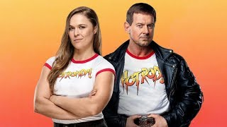 Why Ronda Rousey wears Roddy Piper's Jacket and uses his nickname?