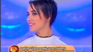 Eliana - Rodrigo Cintra dá dicas de beleza para a Primavera