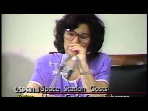 Costs of Space Station Freedom, House Government Operations Committee, 1, 1991 - The Best Documentar