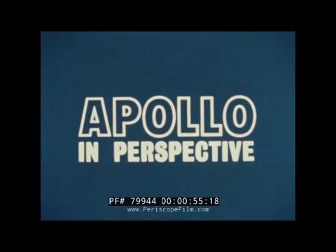NASA APOLLO PROGRAM OVERVIEW & HISTORY THROUGH APOLLO 4  79944