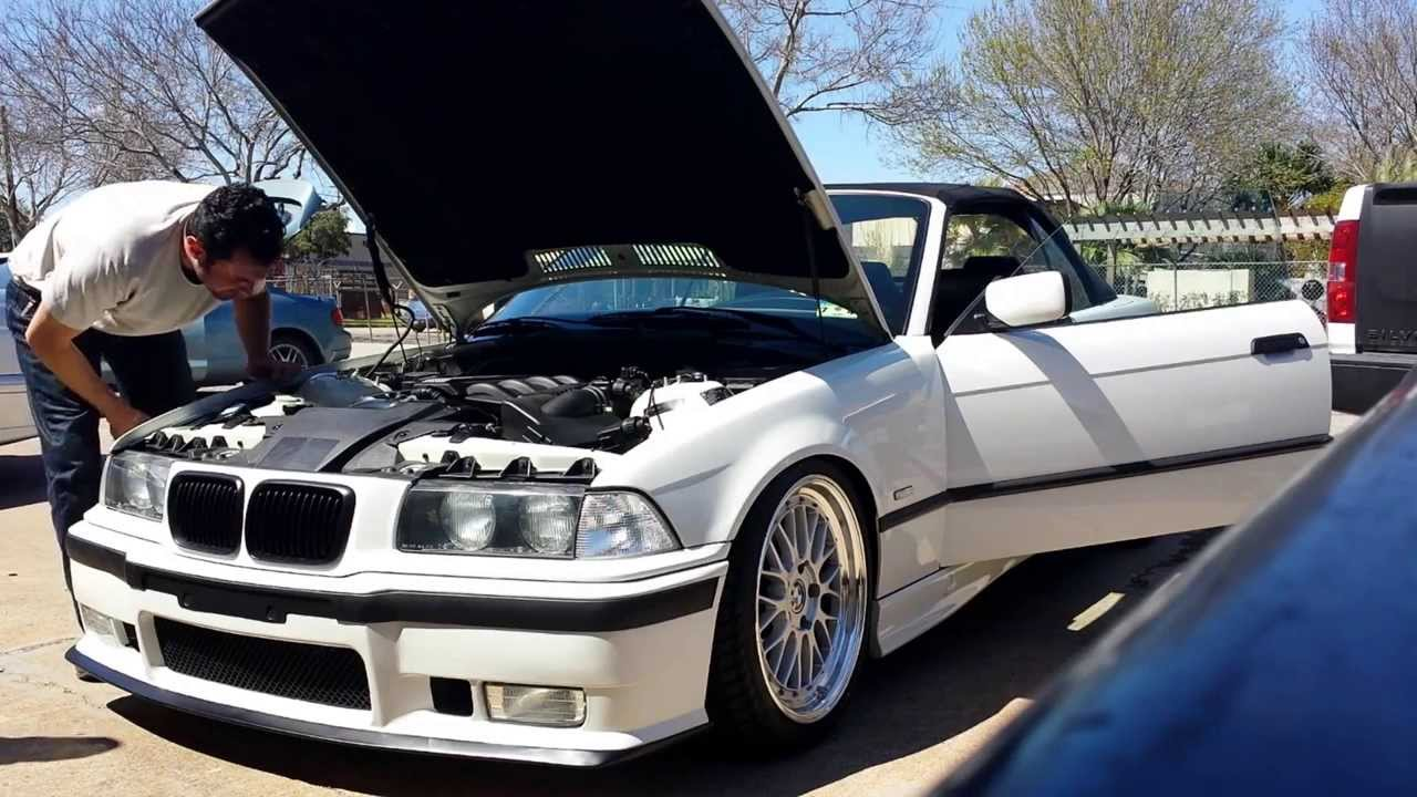 I Convertible AC YouTube - 1998 bmw 328i for sale