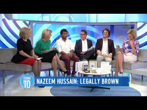 Nazeem Hussain: Legally Brown