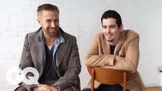 Ryan Gosling and Damien Chazelle Are the Most Fashionable Friends Around | GQ