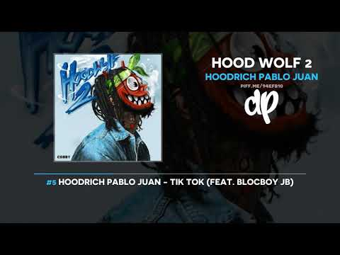 HoodRich Pablo Juan - Hood Wolf 2 (FULL MIXTAPE)