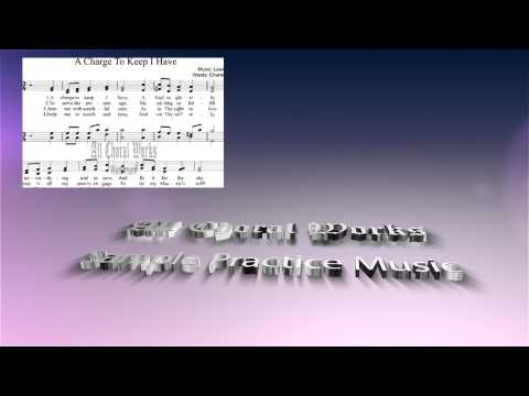 A charge to keep I have Sheet Music Mixed Choir