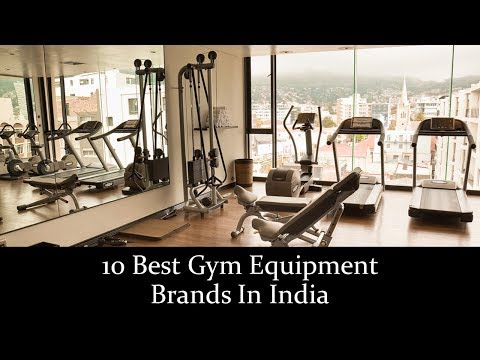 10 Best Gym Equipment Brands In India