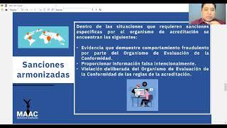 MD7:2010 Armonización de sanciones aplicables a Organismos de Evaluación de la Conformidad