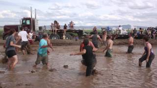 Epic Mud Football