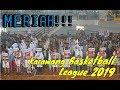 VIDEO: MERIAH! Bupati Cantik dan Ribuan Pelajar Meriahkan Pembukaan Karawang Basketball League 2019