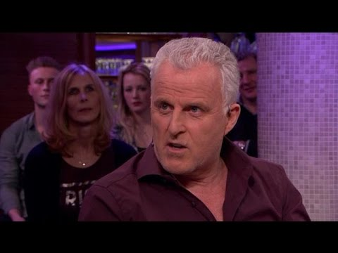 """Peter R. De Vries: """"Ik ben me kapot geschrokken"""" - RTL LATE NIGHT"""
