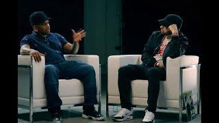 Eminem рассказал об альбоме «Kamikaze» и бифе с Machine Gun Kelly ¦ ПЕРЕВЕДЕНО И ОЗВУЧЕНО