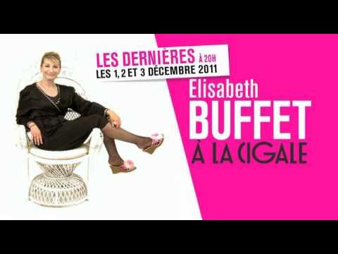 elisabeth buffet a la cigale