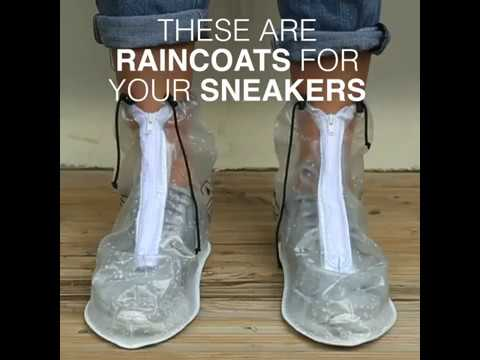 {VIRAL}  How you keep your sneakers clean