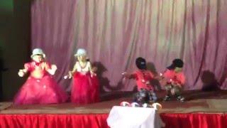 Tharakangale Thazhe Vannuvo - Andres Mary Jose & group in Christmas program - AKPF