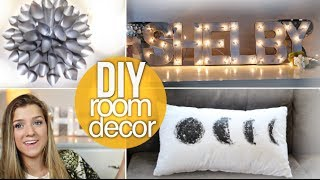 Diy Summer Room Decor ☼ Cheap & Cute!