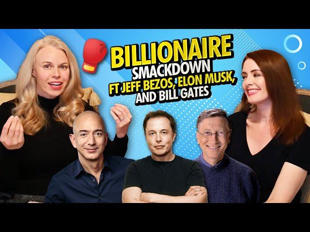 Billionaire Smackdown Part One - How Jeff Bezos, Elon Musk & Bill Gates Can Help Affordable Housing
