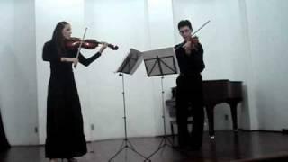 Duo de Violas de Florianópolis - Isabel Duschitz & Fábio Saggin - ROSA - Pixinguinha