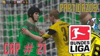 FIFA 15 - Modo Carrera Portero [Cap. #21] Un Dortmund Enfocado!! thumbnail