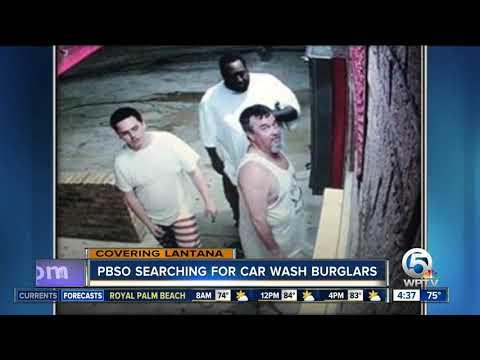 Super y Jaylah - 3 Hombres Buscados por Robo en West Palm Beach