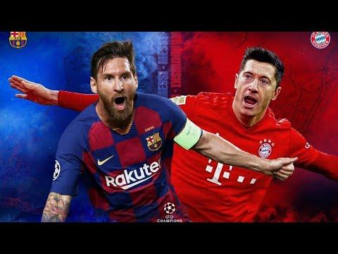 Download Barcelona vs Bayern Munich   Champions League 2020 - Full Match