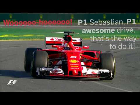 2017 Australian Grand Prix: Best Of Team Radio