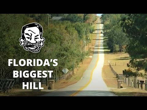 Florida's biggest hill! Summiting Sugarloaf Mountain