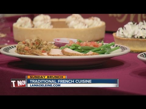 Sunday Brunch: Traditional French Cuisine