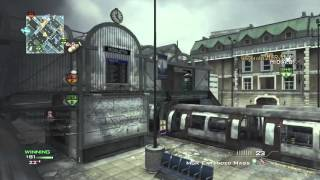 A Night On MW3 With Friends