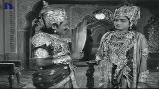 Krishna, Karna Scene - Bheeshma Telugu Movie Scenes