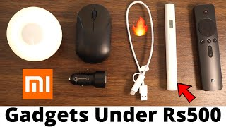 "Mi Gadgets Under Rs500 (""Giveaway"") 