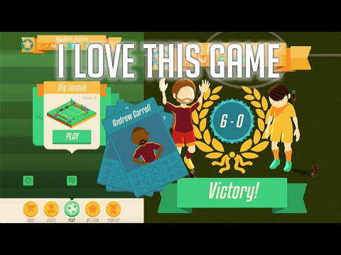 First Look: Solid Soccer - It's Like Clash Royale Meets Soccer!!!