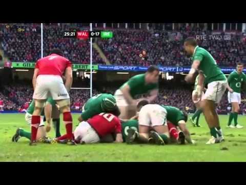 Tribute to Cian Healy