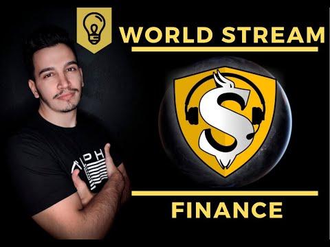 [PROJETO NOVO] WORLD STREAM FINANCE - VALE A PENA #BITCOIN #SAFEMOON #CARDANO