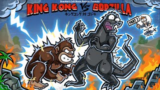 Brandon's Cult Movie Reviews: KING KONG VS. GODZILLA (PART 2)