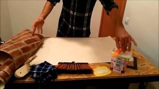 Cómo instalar papel pintado - Diyambo Blog