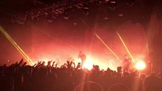 Architects - Early Grave Live Manchester Academy 2016