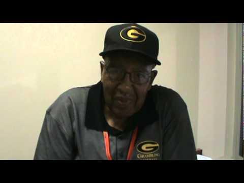 Grambling State baseball legend Wilbert Ellis
