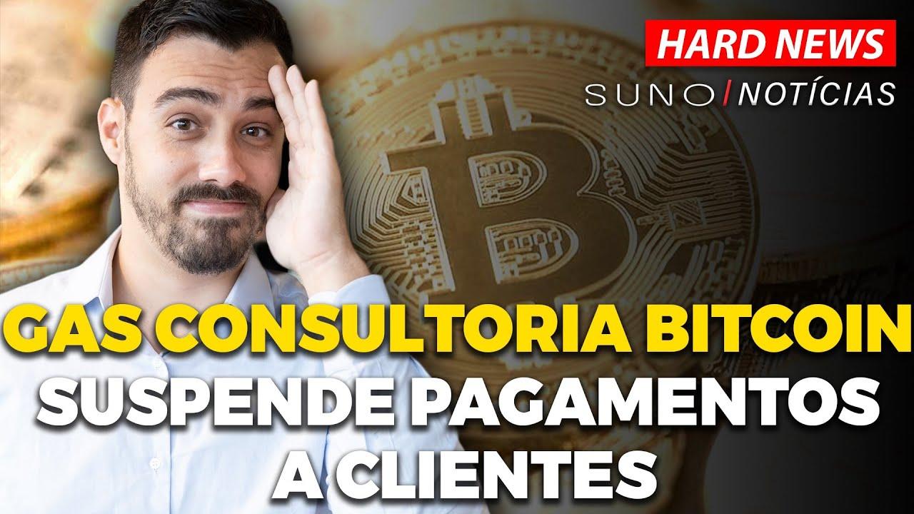 Download GAS Consultoria Bitcoin SUSPENDE PAGAMENTOS a clientes #AlertaPirâmide
